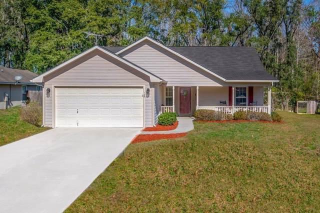 108 Lake Palms Drive, Kingsland, GA 31548 (MLS #1615485) :: Palmetto Realty Group