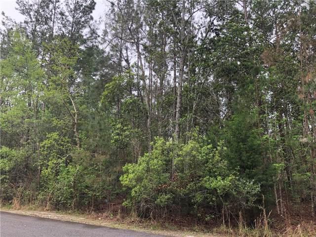 0 Clarks Crossing, Woodbine, GA 31569 (MLS #1615579) :: Coastal Georgia Living