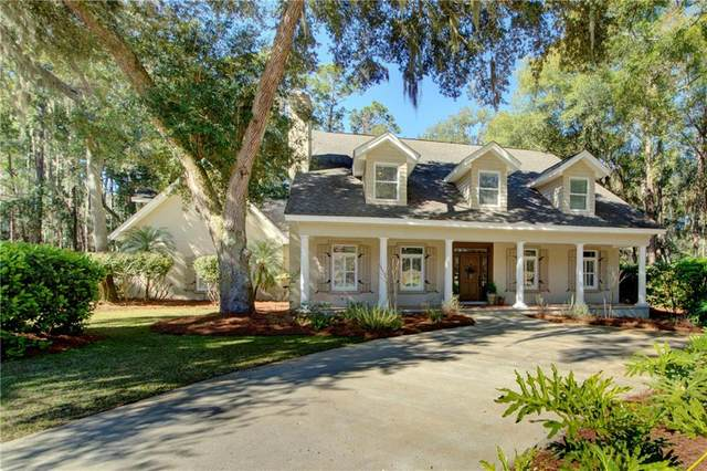 161 Rice Mill, St. Simons Island, GA 31522 (MLS #1615594) :: Coastal Georgia Living