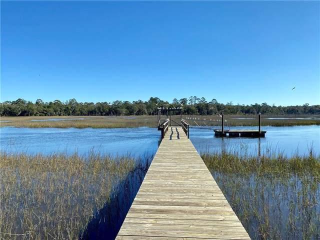 25 Sadler Cove Drive, Woodbine, GA 31569 (MLS #1615675) :: Palmetto Realty Group