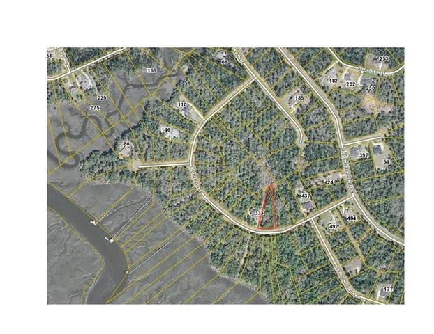 51 Lighthouse Circle, Woodbine, GA 31569 (MLS #1615703) :: Palmetto Realty Group