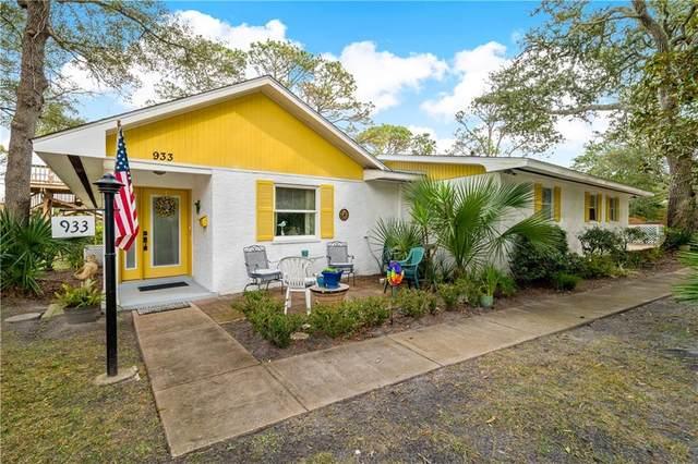 933 N Beachview Drive, Jekyll Island, GA 31527 (MLS #1615730) :: Coastal Georgia Living