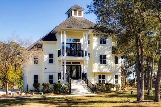 528 Pelican Circle, Woodbine, GA 31569 (MLS #1615789) :: Coastal Georgia Living
