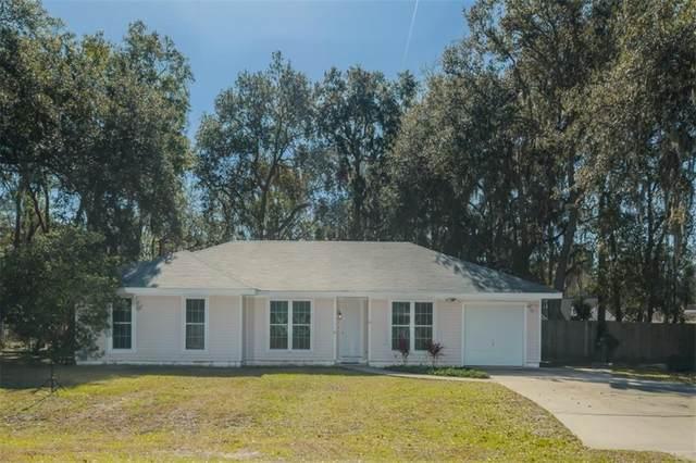 20 Cedar Drive, St Marys, GA 31558 (MLS #1615808) :: Palmetto Realty Group