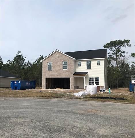 230 E Roswell Drive E, Brunswick, GA 31525 (MLS #1615824) :: Coastal Georgia Living
