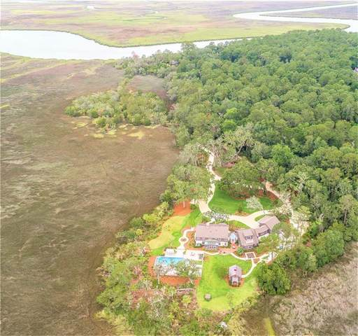 400 Stevens Road, St. Simons Island, GA 31522 (MLS #1615884) :: Coastal Georgia Living