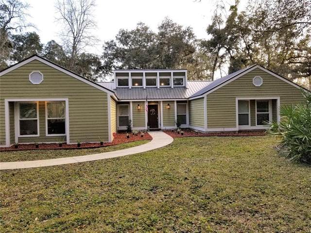 116 Sherwood Forest Circle, Brunswick, GA 31525 (MLS #1615887) :: Coastal Georgia Living