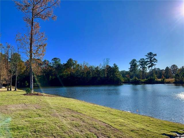 37 Egret Pass Drive, Brunswick, GA 31523 (MLS #1616140) :: Coastal Georgia Living