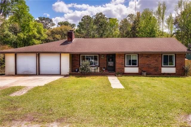 825 E Pinewood Ave, Kingsland, GA 31548 (MLS #1616487) :: Coastal Georgia Living
