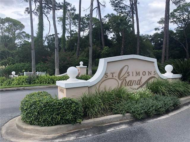1400 Ocean Blvd #103, St. Simons Island, GA 31522 (MLS #1616488) :: Palmetto Realty Group