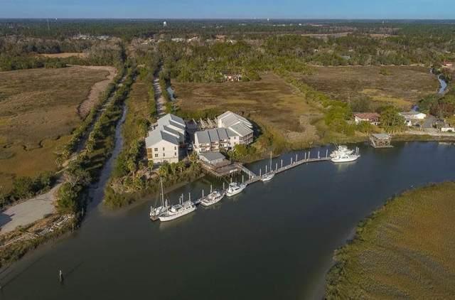 12 Hidden Harbor Road, Brunswick, GA 31525 (MLS #1616507) :: Palmetto Realty Group