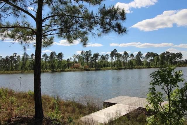 392 Salt Creek Way E, Brunswick, GA 31523 (MLS #1616664) :: Coastal Georgia Living