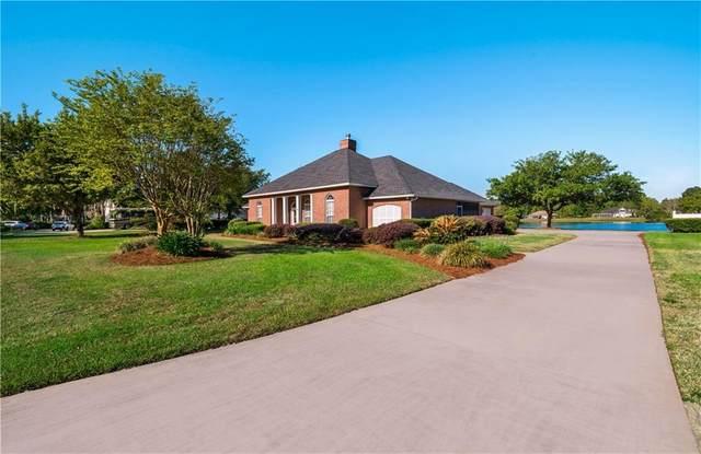 126 Chinquapin Drive, Brunswick, GA 31523 (MLS #1616672) :: Palmetto Realty Group