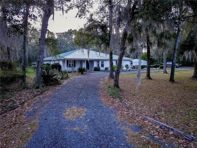 145 Myers Hill Road, Brunswick, GA 31523 (MLS #1616712) :: Coastal Georgia Living