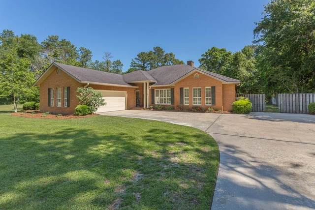 500 Altamaha Road, Jesup, GA 31545 (MLS #1616990) :: Coastal Georgia Living