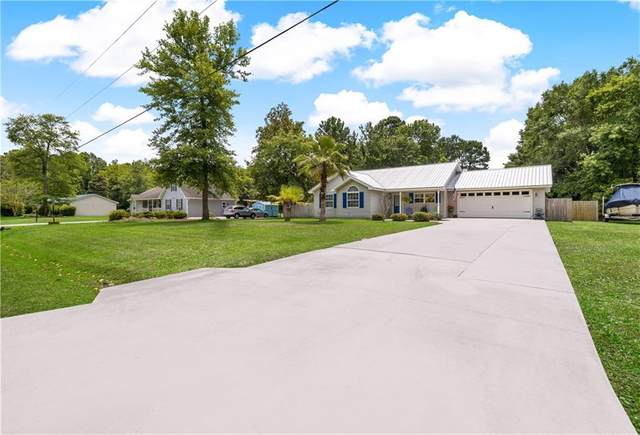 119 Brandenberry Road, Brunswick, GA 31523 (MLS #1617248) :: Coastal Georgia Living