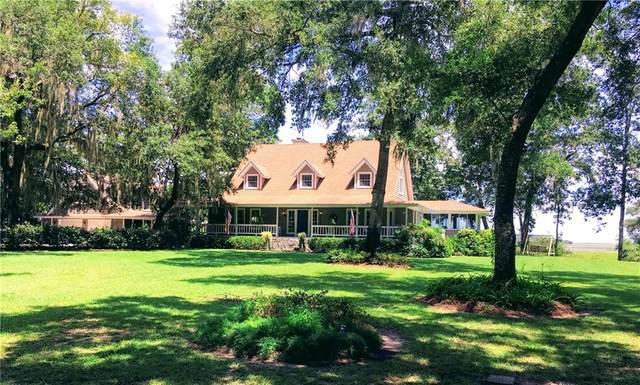 1913 Sutherland Bluff Drive, Shellman Bluff, GA 31331 (MLS #1617349) :: Coastal Georgia Living