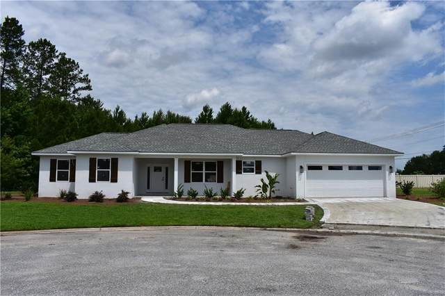 36 Landings Road, Brunswick, GA 31525 (MLS #1617372) :: Coastal Georgia Living