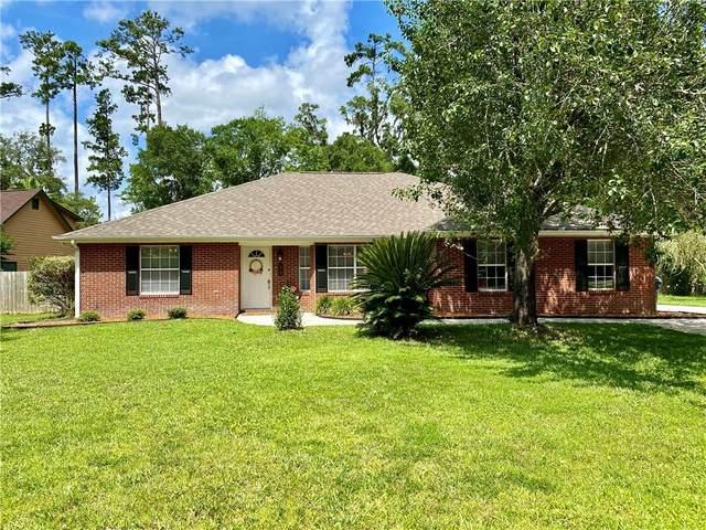 170 Deals Circle S, Woodbine, GA 31569 (MLS #1617429) :: Coastal Georgia Living