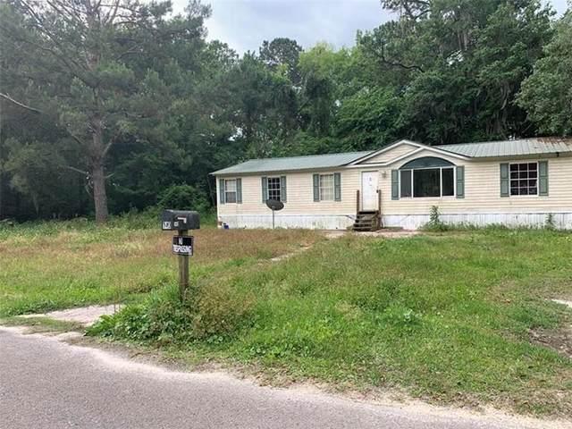 140 Queens Ave, Woodbine, GA 31569 (MLS #1617501) :: Coastal Georgia Living