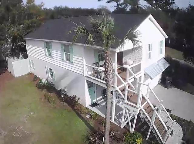 105 Travellers Way, St. Simons Island, GA 31522 (MLS #1617526) :: Coastal Georgia Living
