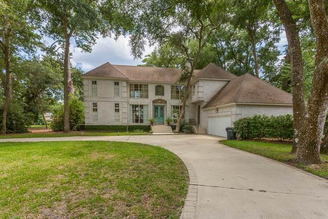 122 N Windward Drive, St. Simons Island, GA 31522 (MLS #1618759) :: Coastal Georgia Living