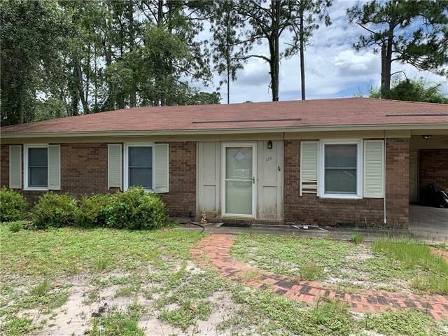 126 Fairman Ave, Brunswick, GA 31525 (MLS #1618800) :: Coastal Georgia Living