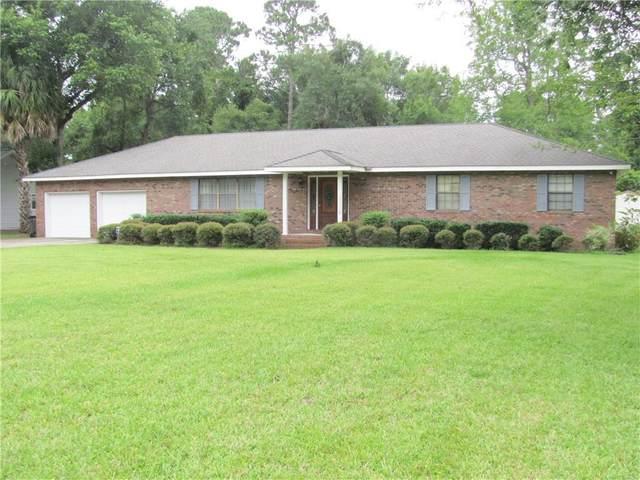 106 Joyce Drive, Brunswick, GA 31525 (MLS #1618865) :: Coastal Georgia Living