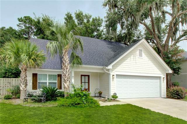 23 Tabby Place Lane, St. Simons Island, GA 31522 (MLS #1618892) :: Coastal Georgia Living