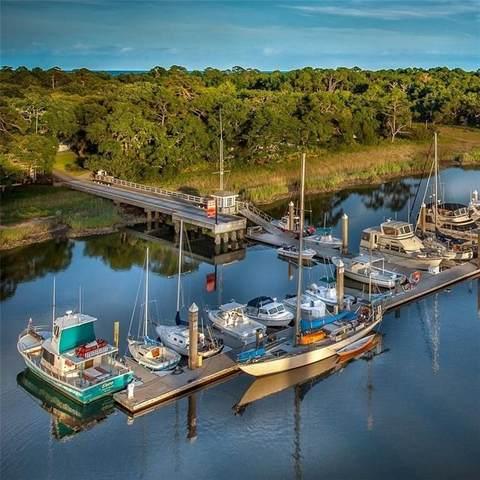 39 Harbor Road, Jekyll Island, GA 31527 (MLS #1618947) :: Coastal Georgia Living