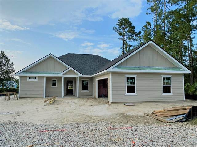 113 Oarsman Crossing, St Marys, GA 31558 (MLS #1618955) :: Coastal Georgia Living