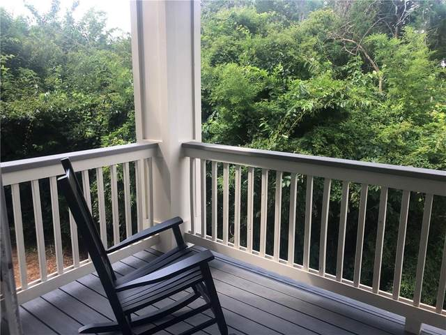 117 Gascoigne Avenue #106, St. Simons Island, GA 31522 (MLS #1619003) :: Coastal Georgia Living