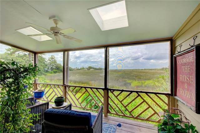 311 Brockinton Marsh Drive, St. Simons Island, GA 31522 (MLS #1619010) :: Coastal Georgia Living