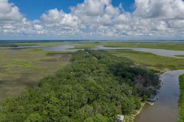 11, 12, 86 & 87 Ocean Breeze Hird ISLAND, Darien, GA 31305 (MLS #1619071) :: Coastal Georgia Living