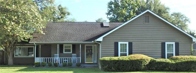 107 Bobwhite Blvd, St Marys, GA 31558 (MLS #1620152) :: Coastal Georgia Living