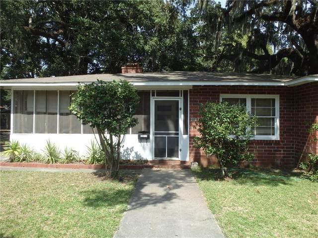 212 Greer Drive, Brunswick, GA 31520 (MLS #1620207) :: Coastal Georgia Living