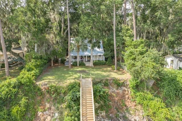 1077 Head Lane NE, Townsend, GA 31305 (MLS #1620250) :: Coastal Georgia Living