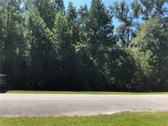 24 Settlers Bluff Road, Folkston, GA 31537 (MLS #1620312) :: Coastal Georgia Living