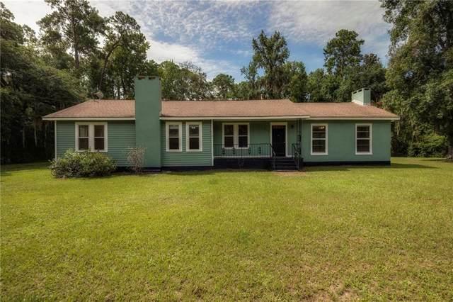 605 E 5th Street, Woodbine, GA 31569 (MLS #1620471) :: Coastal Georgia Living