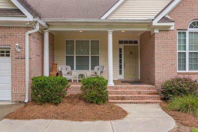 1069 Winterberry Court NE, Townsend, GA 31331 (MLS #1620493) :: Coastal Georgia Living