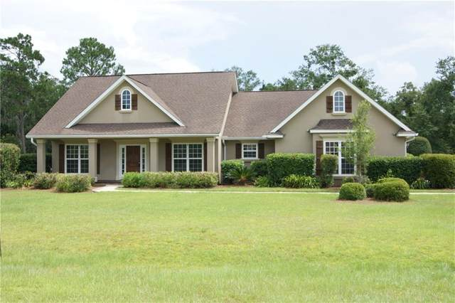 383 Lake Erie Drive, Brunswick, GA 31523 (MLS #1620532) :: Coastal Georgia Living
