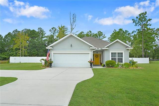 116 Carolwoods Drive, Brunswick, GA 31523 (MLS #1620581) :: Coastal Georgia Living