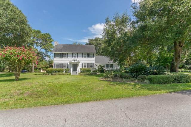 110 Thornhill Drive, Brunswick, GA 31525 (MLS #1620600) :: Coastal Georgia Living