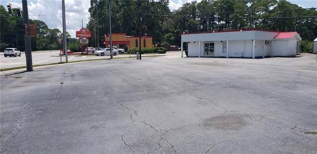 3411 Altama (At Corner Of 4th Street) Avenue, Brunswick, GA 31520 (MLS #1620636) :: Coastal Georgia Living