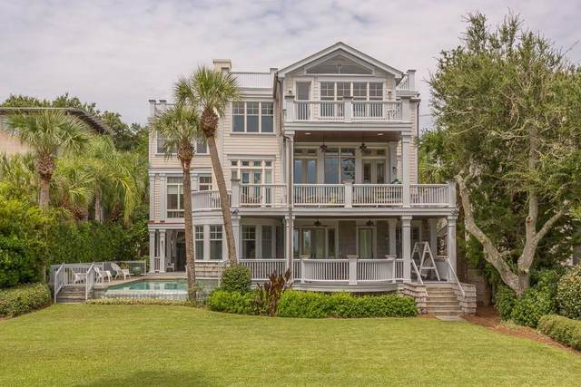 1909 Dixon Lane, St. Simons Island, GA 31522 (MLS #1620781) :: Coastal Georgia Living