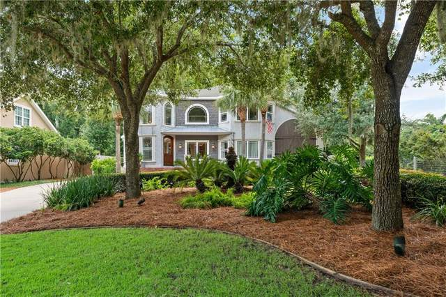 107 Nature Pointe Lane, St. Simons Island, GA 31522 (MLS #1620809) :: Coastal Georgia Living