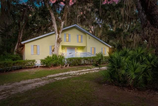 155 Pierce Butler Drive, St. Simons Island, GA 31522 (MLS #1620971) :: Coastal Georgia Living