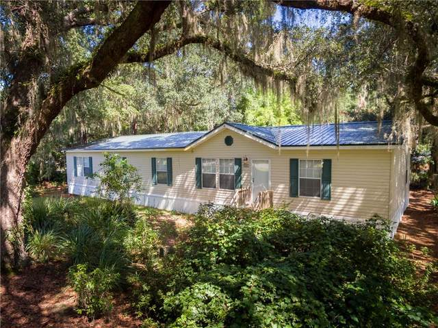 435 Pelican Road, Woodbine, GA 31569 (MLS #1621118) :: Coastal Georgia Living