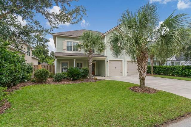 125 Southern Oaks Lane, St. Simons Island, GA 31522 (MLS #1621127) :: Coastal Georgia Living