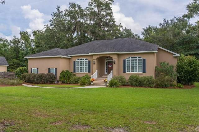 133 Cinder Hill Drive, Brunswick, GA 31523 (MLS #1621319) :: Coastal Georgia Living